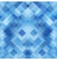 simple abstract background of color squares vector image vector image