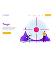target concept vector image