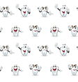 tooths vector image vector image