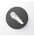 utility knife icon symbol premium quality vector image