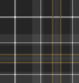 Pride of scotland hunting tartan fabric texture vector image vector image