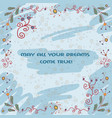 background 1 for design and print in doodle style vector image