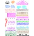 new bordar design images vector image vector image