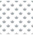 onion pattern seamless vector image vector image