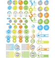 INFOGRAPHICS ELEMENTS 2 TOY vector image vector image