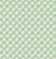 Seamless gentle green diagonal pattern vector image vector image