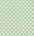 Seamless gentle green diagonal pattern vector image