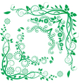 Floral corners vector | Price: 1 Credit (USD $1)