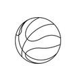 Sport basketball ball