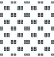 studio speakers pattern seamless vector image