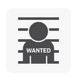 car security icon vector image vector image