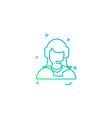 Employee icon design