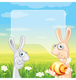 Fun easter card vector | Price: 1 Credit (USD $1)