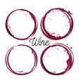 best wine seals icon vector image vector image