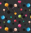 Lollipop pattern cartoon dessert candy