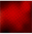 abstract red halftone background stock vector image vector image