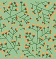 floral background tender petals flowers pattern vector image