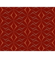 Seamless geometric abstract pattern Rhombus bands vector image vector image