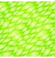 green grass waves seamless pattern vector image vector image