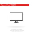 Monitor icon for web business finance and
