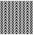 seamless decorative pattern curve striped vector image