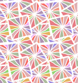 Seamless mosaic color texture vector image vector image