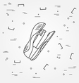 stapler icon icon icon drawing sta vector image