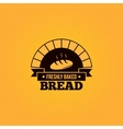 bread vintage design menu background vector image