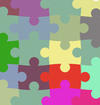 texture puzzle vector image
