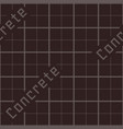 concrete formwork seamless texture vector image