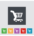 Cart Icon vector image vector image