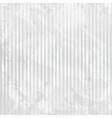 Striped white paper vector image
