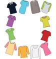 T-shirt design vector image