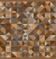 a seamless pattern of vector image vector image