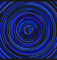 abstract psychedelic background from half rings vector image vector image