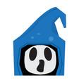 cute halloween cartoon reaper avatar