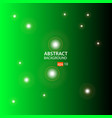 green black abstract background vector image