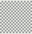 seamless background white and gray rectangle vector image vector image