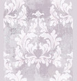 imperial baroque pattern background vector image vector image