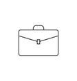 Case icon outline vector image