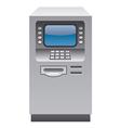 atm cash machine vector image