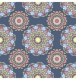Ethnic floral seamless pattern4