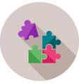 reasoning skills vector image vector image