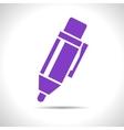 pen icon Eps10 vector image vector image
