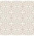 Simple elegant lace pattern in art deco style
