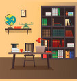 modern home office vector image