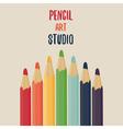 Art Studio vector image vector image
