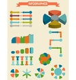 Infographic Element Set vector image vector image