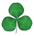 green clover logo eps 10 vector image vector image