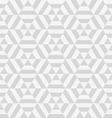 hexagon seamless pattern vector image vector image